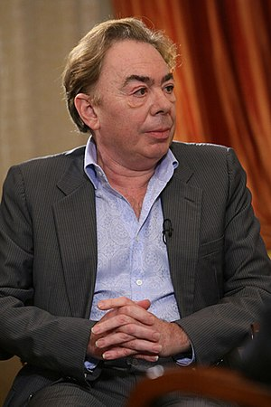 British Academy of Songwriters, Composers and Authors - Andrew Lloyd Webber (2008)