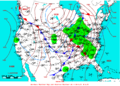 2009-02-18 Surface Weather Map NOAA.png
