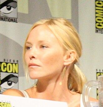 Kelli Giddish - Giddish at Comic Con 2009