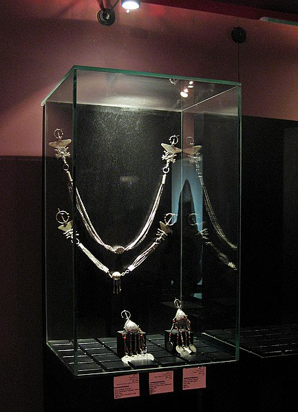 File:2010-12-14 Morocco Agadir municipal museum exhibition ...