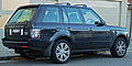 2010 Land Rover Range Rover Vogue (L322 10MY) TDV8 Luxury wagon (2012-07-14) 02.jpg