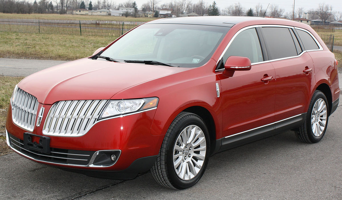 Ford Cars 2013 Models >> Lincoln MKT - Wikipedia