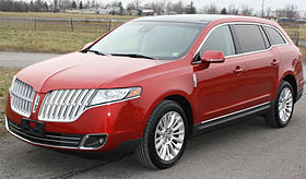 Image illustrative de l'article Lincoln MKT