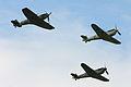 2011 Legends Balbo - 2 Buchons & Spitfire V (7457098260).jpg