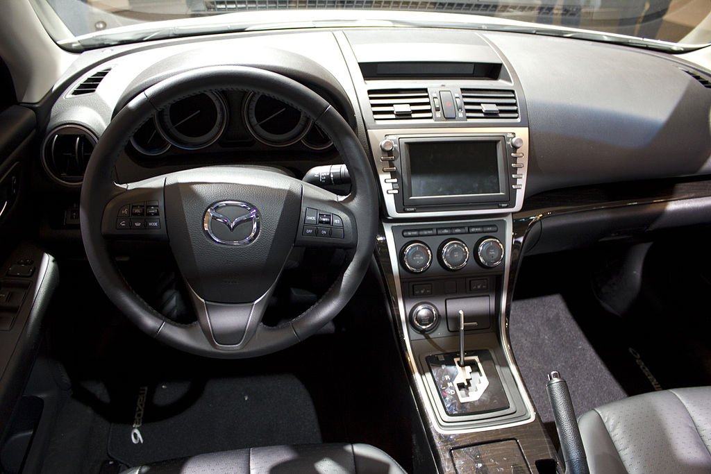 File:2011 Mazda6 interior.jpg - Wikimedia Commons