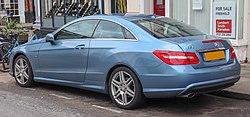 2011 e class coupe review
