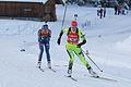 2012-12-09 Biathlon Hochfilzen RL D 072 Kuzmina (SWE) Stroemstadt (SVK).JPG