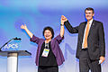 2013 Asia Pacific Cities Summit - Mayor Chen Chu and Lord Mayor Graham Quirk (11198886554).jpg