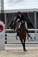 2013 Longines Global Champions - Lausanne - 14-09-2013 - Vincent Bartin et Macao 13.jpg