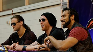 Jinder Mahal - 3MB in April 2014
