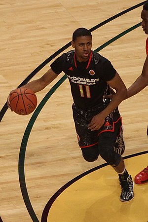 Joel Berry II - Berry at the 2014 McDonald's All-American game.