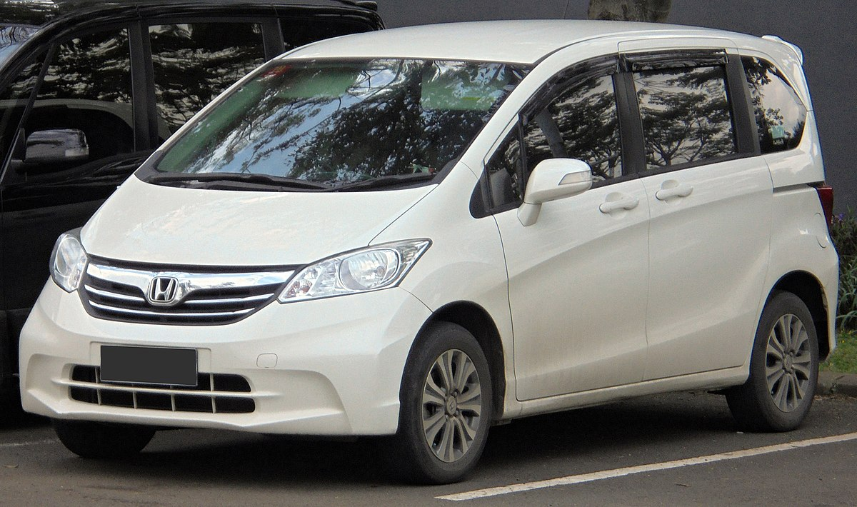 Honda Freed - Wikipedia