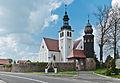2014 Kamienica, kościół św. Jerzego 02.JPG