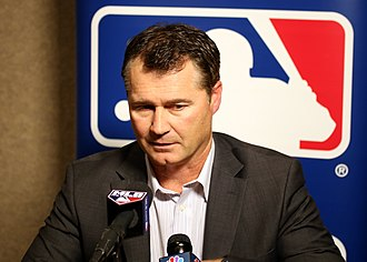 Scott Servais - Servais at the 2015 Winter Meetings