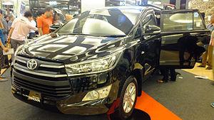 Toyota Motor Philippines - Image: 2015 Toyota Kijang Innova (TGN140R) 2.0 G MT (2015 12 05)