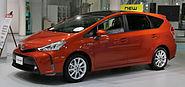 Toyota Prius V Wikipedia The Free Encyclopedia