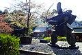 2016-04-11Chomeiji temple-Nishiwaki,Hyogo 長明寺(西脇市)源頼政鵺退治 DSCF8448.JPG