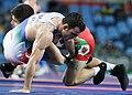 2016 Summer Olympics, Men's Freestyle Wrestling 65 kg 11.jpg