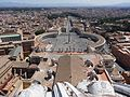 2016 Views from the dome of Saint Peter's Basilica 02.jpg