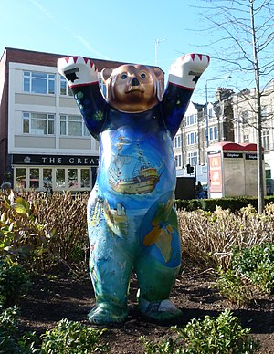 Royal Borough of Greenwich - The Woolwich Buddy Bear