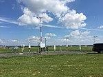 2017-06-06 10 36 36 View north toward the Automated Surface Observing System (ASOS) at Ronald Reagan Washington National Airport in Arlington County, Virginia.jpg