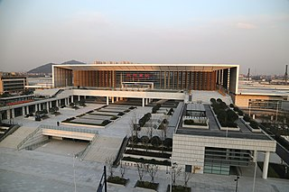 Hangzhou South railway station
