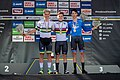 20180925 UCI Road World Championships Innsbruck Men Juniors ITT Award Ceremony 850 8515.jpg