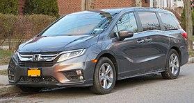 honda odyssey north america wikipedia Honda Odyssey Automatic Transmission 2018 honda odyssey front 3 16 18