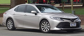Toyota Camry — Википедия