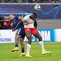 20191002 Fußball, Männer, UEFA Champions League, RB Leipzig - Olympique Lyonnais by Stepro StP 0255.jpg
