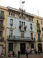 224 Ajuntament de Gràcia, pl. de la Vila.jpg