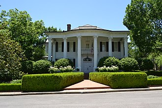 National Register of Historic Places listings in Hays County, Texas - Image: 227 Mitchell, San Marcos, Texas