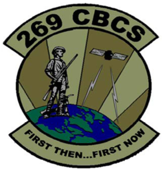 269th Combat Communications Squadron - Image: 269th Combat Communications Squadron