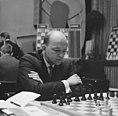 28e Hoogoven schaaktoernooi te Beverwijk, de Rus Nei, Bestanddeelnr 918-6662.jpg
