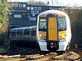 375611 and 375 number 713 Ramsgate to Victoria 1P30 (23224222840).jpg