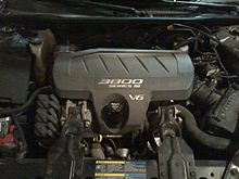 buick v6 engine l26 engine in a pontiac grand prix