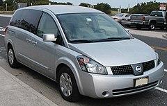 Nissan Quest – Wikipedia, wolna encyklopedia