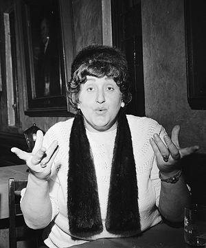 Elisabeth Granneman - Elisabeth Granneman in 1963