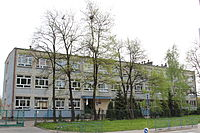 61st primary school in Wrocław 2014 P01.JPG