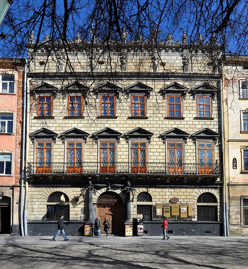 Korniakt Palace