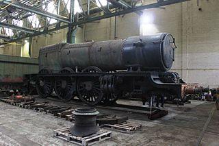 GWR 4073 Class 7027 <i>Thornbury Castle</i>