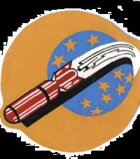 710th Bombardment Squadron - Emblem