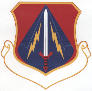 7455th Tactical Intelligence Wing - Emblem of the 7455th Tactical Intelligence Wing