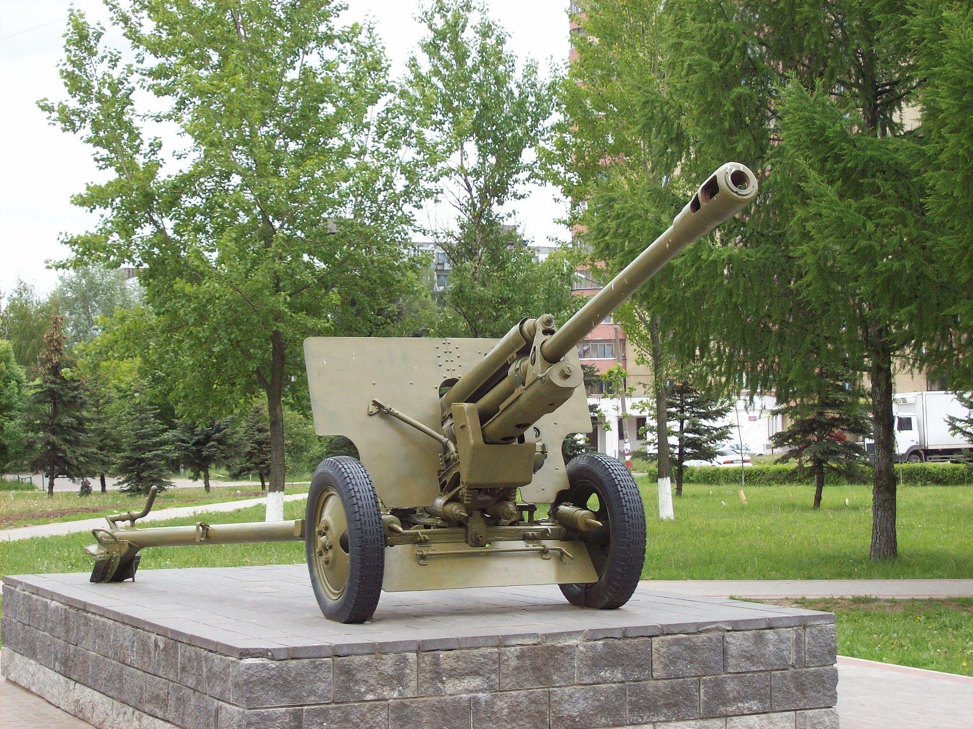 76 mm divisional gun m1942 zis 3 wikipedia. Black Bedroom Furniture Sets. Home Design Ideas