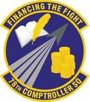 78 Comptroller Sq emblem.png