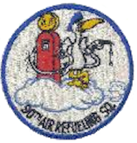 90th Air Refueling Squadron - SAC - Patch