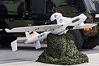 91+02 German Army EMT LUNA UAV ILA Berlin 2016 05.jpg