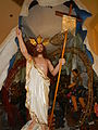 9605jfOur Lady Lourdes Parish Church Angelesfvf 37.JPG