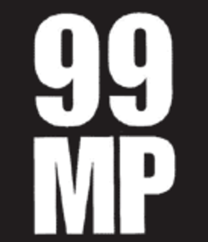 99 MP Party - 99MP Party logo.