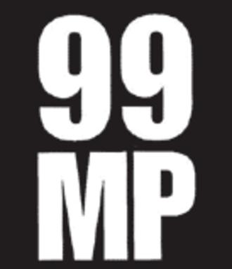 99 MP Party - 99MP Party logo.